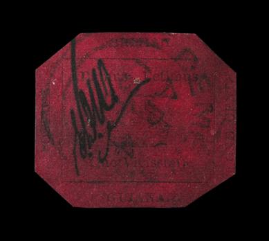 Le timbre le plus cher du monde